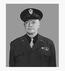 Dwight D. Eisenhower Photographic Print