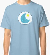 Bedtime Bear - Carebears - cartoon logo Classic T-Shirt