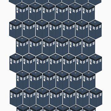 Timey-Wimey Tessellation by scribblechap
