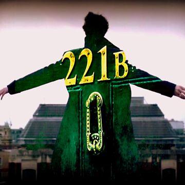 Sherlock 221B  by SherBolly