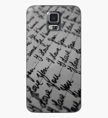 How to say... Case/Skin for Samsung Galaxy