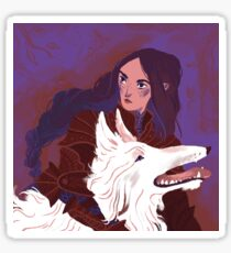 Luthien 2 Sticker
