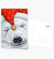 Snuggy Bear Postcards