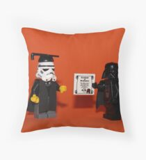 The Graduation Throw Pillow