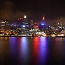 Darling Harbour by kcy011