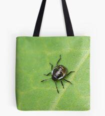 Common Green Shield Bug 2nd Instar Tote Bag