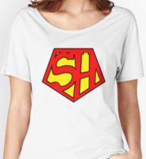Super Sherlock Women's Relaxed Fit T-Shirt
