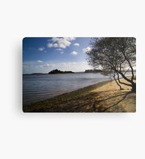 Shipstal Point Metal Print