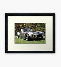 AC Shelby Cobra Framed Print