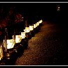 Oillamps for night walk by hanslittel