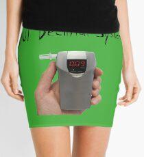 DUI Decimal System Mini Skirt