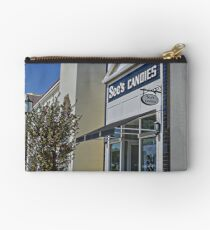 See's Candies ~ Yummy Chocolates ~ San Diego by Marie Sharp Studio Pouch