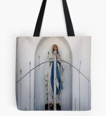 Mary, Virgin Mother Tote Bag