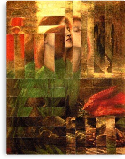 Rossetti Tetris. by Andy Nawroski