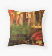 Rossetti Tetris. Throw Pillow
