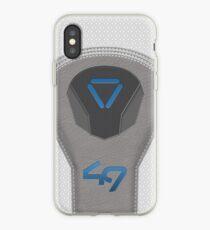 Oblivion Suit Tech 49 iPhone Case