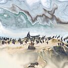 ICEY ISLAND by SherriOfPalmSprings Sherri Nicholas-