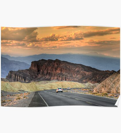 Zabryskie Point Poster