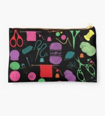 Knitting Studio Pouch