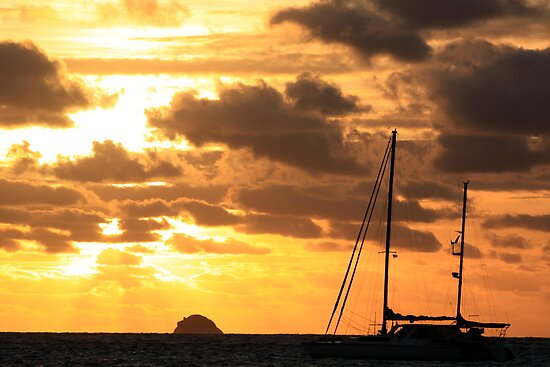 MCC Sunset Sailing by Mossman  Community Centre