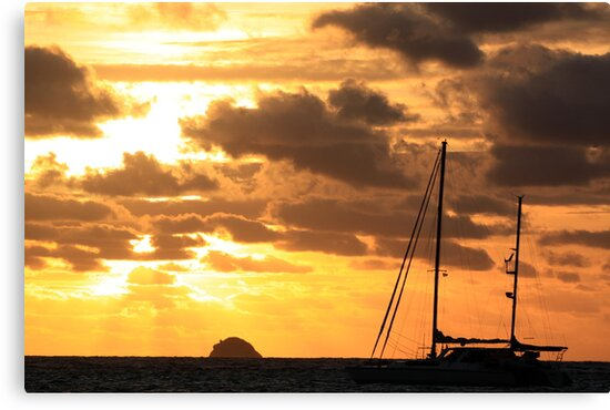 MCC Sunset Sailing by Mossman  Community Centre
