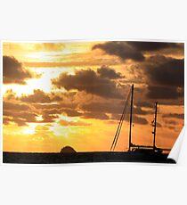 MCC Sunset Sailing Poster