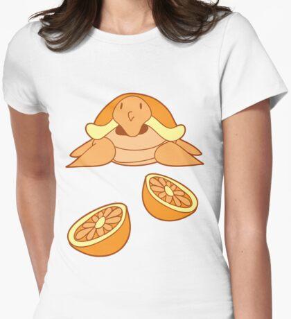 Orange Citrus Turtle T-Shirt