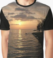 Good morning - Valtour tunnel Graphic T-Shirt