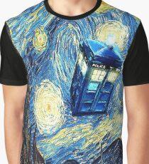 Van Gogh Grafik T-Shirt