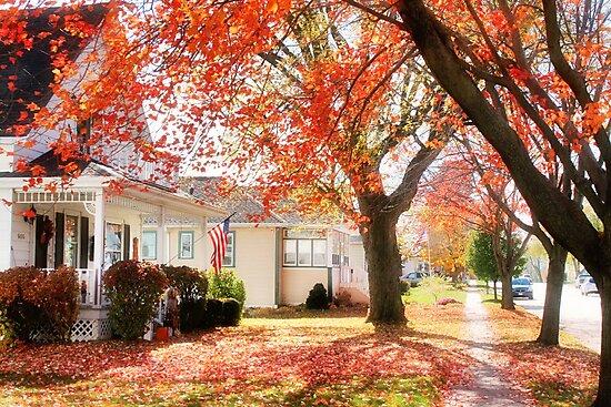 Autumn in the Heartland by Nadya Johnson