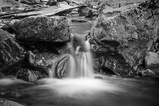 Watered Gorge by Mark  Lucey