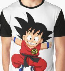 Goku Graphic T-Shirt