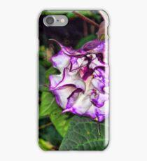 Purple Power Wrinkle iPhone Case/Skin