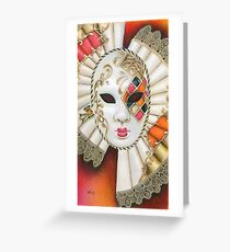 The Alter Ego Greeting Card