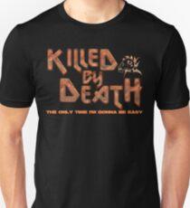 Motorhead Killed By Death Heavy Metal T-Shirt