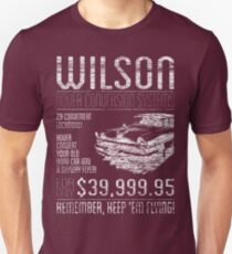 Wilson Hover Conversion Systems (Distressed) T-Shirt