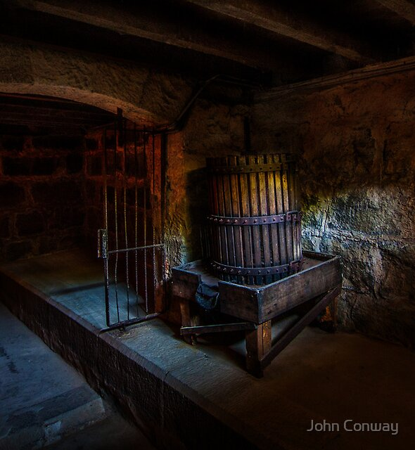 The Cellar by John Conway