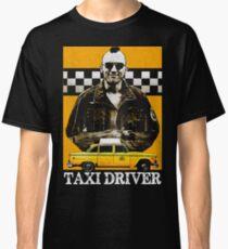 Taxi Driver Travis Bickle New York Design Classic T-Shirt