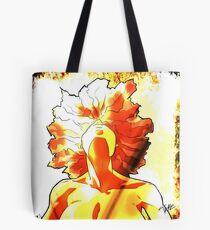 Girl SuperNova Tote Bag