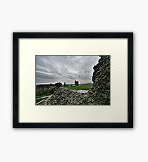 Hadleigh Castle Framed Print