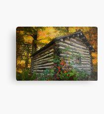 Appalachian Dream Home Metal Print