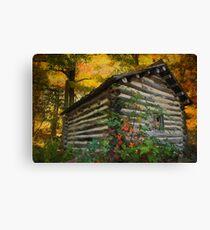 Appalachian Dream Home Canvas Print