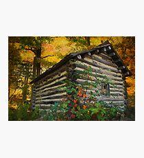 Appalachian Dream Home Photographic Print