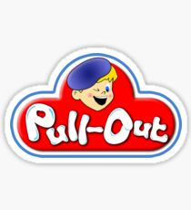Pull-Out Sticker