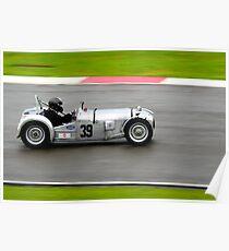 Lotus MKVI No 39 Poster