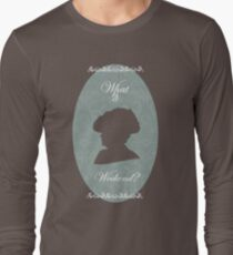 What is a Weekend? Long Sleeve T-Shirt