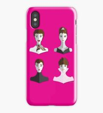 Audrey Style iPhone Case/Skin
