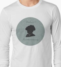Violet Crawley Long Sleeve T-Shirt