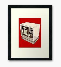 TV - PT Framed Print