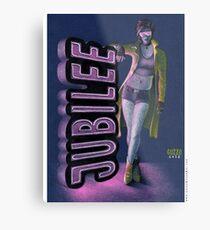 Jubilee from Xmen - 90's Style Metal Print